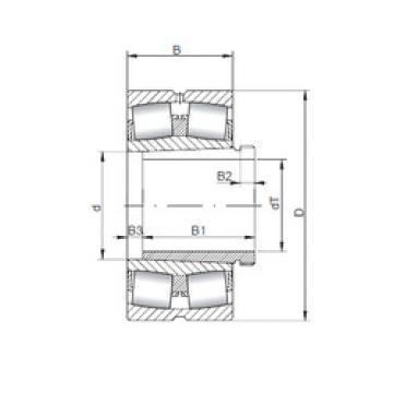 Подшипник 231/560 KCW33+AH31/560 ISO