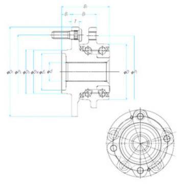 Подшипник ZA-/HO/62BWKH26D-Y01 NSK