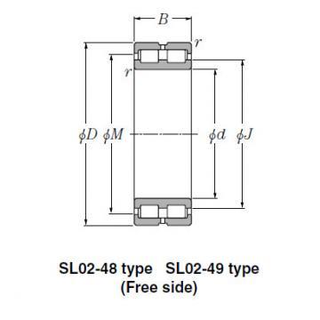 Bearing SL01-4830