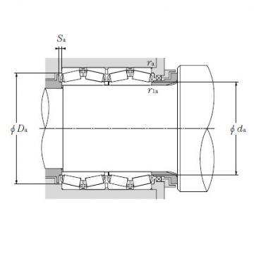 Bearing M263349D/M263310/M263310D