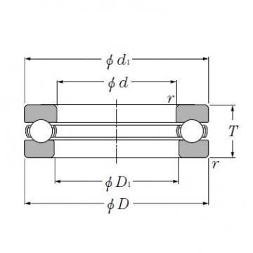 Bearing CRTD5216