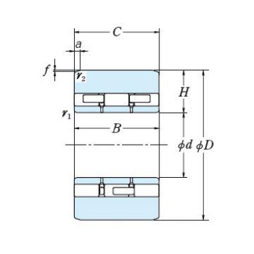 Bearing 3PL130-2C